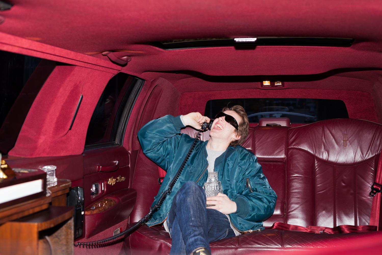 limousine binnenkant